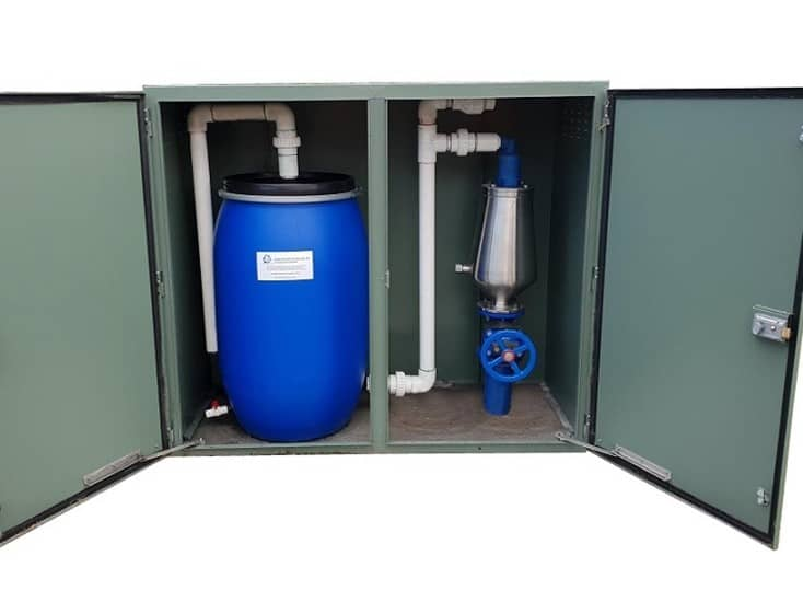 Industrial Carbon Filter Gallery